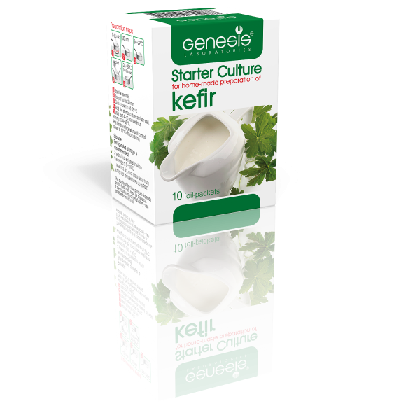 Kefir Starter Culture (10 Foil-packets)