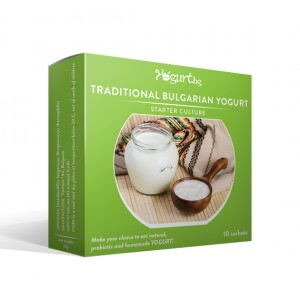 Traditional Bulgarian Yogurt Starter Culture